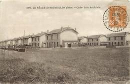 Dpts Div.-ref-AK844- Isère - Le Péage De Roussillon - Cité -cités - Soie Artificielle - Industrie - Voir Description - - France