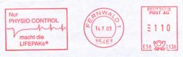 Freistempel 5599 Physio EKG Linie - [7] République Fédérale