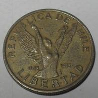 1982 - Chili - Chile - 10 PESOS, So, KM 218.1 - Chile