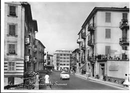 La Spezia - Migliarina - Via Sarzana. Auto, Car, Voitures. Alfa Romeo Giulietta. - La Spezia