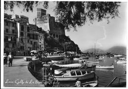 Lerici (La Spezia). Il Molo. - La Spezia