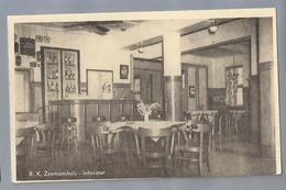 US. CURACAO. R.K. Zeemanshuis - Interieur. Uitgave: R.K. Zeemanshuis. Ongelopen. - Curaçao