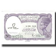 Billet, Égypte, 5 Piastres, L.1940, KM:182i, SPL - Egypte