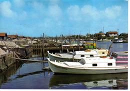 33 La Teste Vers Arcachon N°198 Le Port En 1979 - Arcachon