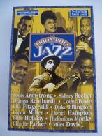 """Coffret De 20 CD """"LES TRIOMPHES DU JAZZ"""" Durée Totale D'écoute 25 H 08 Mn - EDITION De 2001 - Jazz"""
