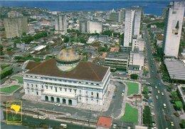 BRASIL-MANAUS- VIAGGIATA     FG - Manaus