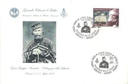 """5041"""" GRANDE ORIENTE D'ITALIA-ASS.IT. DI FIL. MASSONICA-GRAN LOGGIA ANNUALE-PEDAGOGIA DELLA LIBERTA' -13/4/2007 """" - 6. 1946-.. Republic"""