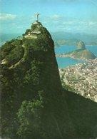 BRASIL-RIO  DE JANEIRO- VIAGGIATA     FG - Rio De Janeiro