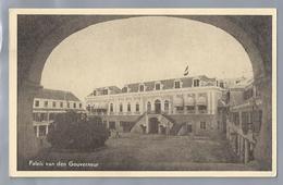 US. CURACAO. Paleis Van De Gouverneur. Uitgave: R.K. Zeemanshuis. Ongelopen. - Curaçao