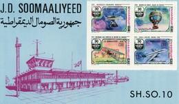 SOMALIE - OACI, 30e Anniversaire - Somalie (1960-...)