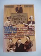 """Coffret De 20 CD """"LES TRIOMPHES DE LA COUNTRY MUSIC"""" Durée Totale D'écoute 23 H 36 S - EDITION De 2002 - Country & Folk"""