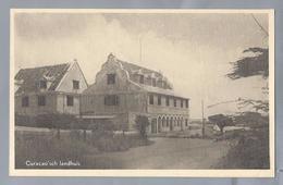 US. CURACAO. Curacao'sch Landhuis. Uitgave: R.K. Zeemanshuis. Ongelopen. - Curaçao