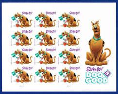 Etats-Unis USA 5137 Chien Scooby-Doo, Dessin Animé - Cinéma