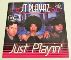 Maxi 33T JT PLAYAZ : Just Playin - Dance, Techno & House