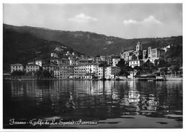 Fezzano (La Spezia): Panorama. - La Spezia
