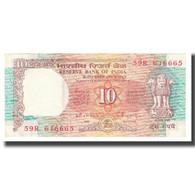 Billet, Inde, 10 Rupees, KM:88c, NEUF - Inde