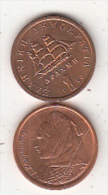 GREECE - L.Bouboulina, Coin 1 GRD, 1990 - Grecia