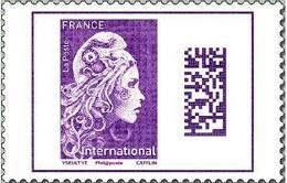 N° XXXX Marianne Affranhcissement International - France