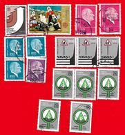 4257 - TURQUIE  --   Lot  De  Timbres Oblitérés - 1921-... République