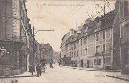 CAEN : Rue Caponière - Caen