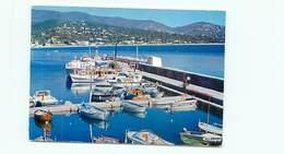 Cavalaire Sur Mer - Vue Générale Depuis Le Port     D 706 - Cavalaire-sur-Mer