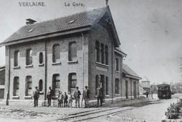 REPRODUCTION VERLAINE GARE    LIEGE - Verlaine