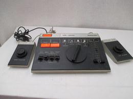 Jeu Tele Sport - Année 1970 - Premier Jeu Electronic - Squash - Football - Tenis Poids 1 Kg 900 Vente  En L'etat - Spelconsoles