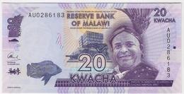 Malawi 20 Kwacha 2015 (8) P- /006B/ - Malawi