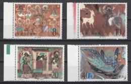 République Populaire De Chine 1987:  Timbres Neufs, MNH, **.  Scott N° 2091/94. Cote 2013 :  5 £ - 1949 - ... République Populaire