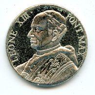 "Leo XIII - Aus Der Serie ""Popes Of The XXth Century""  Uncirculated - Vatikan"