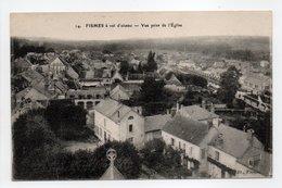 - CPA FISMES (51) - Vue Prise De L'Eglise - Edition C. G. N° 14 - - Fismes