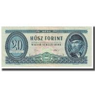 Billet, Hongrie, 20 Forint, 1975, 1975-10-28, KM:165a, TTB - Hongrie