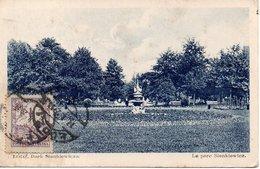 Pologne : LODZ - Park Sienkiewicza. Le Parc Sienkiewicz ¤ Circulé 1929 - Poland