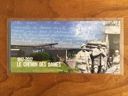 Souvenir Philatélique LE CHEMIN DES DAMES Y&T BS132 - 2017 - Neuf Sous Blister - Souvenir Blocks & Sheetlets