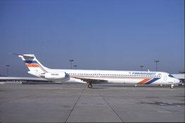 PARAMOUNT  MD 80  G-PATA  /    DIAPOSITIVE KODAK ORIGINAL - Diapositives