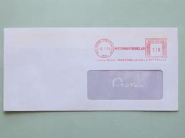Commercio, IperMontebello, Centro Commerciale Montebello (PV), (DZ), Affrancatura Mecc., Ema, Meter - Machine Stamps (ATM)