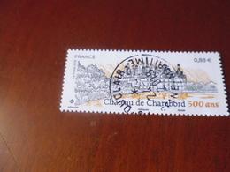 OBLITERATION CHOISIE  SUR TIMBRE NEUF  CHAMBORD 5231 - Frankreich