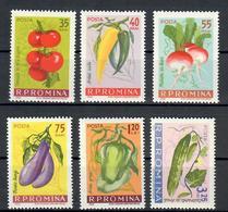 ROMANIA 1963 - FLORA - VERDURE - MNH** - 1948-.... Repubbliche