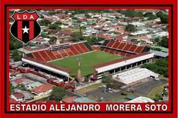 CARTE DE STADE .  ALAJUELA   COSTA  RICA  STADE ALEJANDRO MORERA SOTO  # CS. 085 - Football