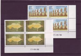 SERVICE N° 118/119 - UNESCO - 17.09;1998 - - Servizio