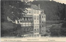 "Wijnegem - Wyneghem   *  Chateau ""Byckhoven""   (Hoelen,921) - Wijnegem"