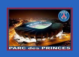 CARTE DE STADE .  PARIS  FRANCE    PARC  DES  PRINCES  # CS. 087 - Voetbal