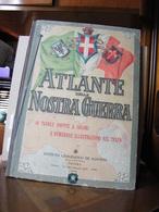 MONDOSORPRESA, ATLANTE DELLA NOSTRA GUERRA, ANNO 1916 - Guerra 1914-18