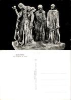 MUSEE RODIN LES BOURGEOIS DE CALAIS,FRANCE POSTCARD - Skulpturen