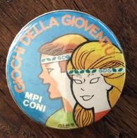SPORT CONI GIOCHI DELLA GIOVENTU' : SPILLA - Apparel, Souvenirs & Other