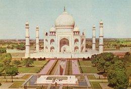 INDIA-TAJ MAHAL, AGRA-- NON VIAGGIATA     FG - India