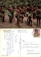 ZAIRE-CONGO POSTCARD - Congo - Kinshasa (ex Zaire)