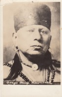 Chief Bacon Rind (Wah-She-Hah) Osage Tribe Native American Indian Photograph - Etnica & Cultura