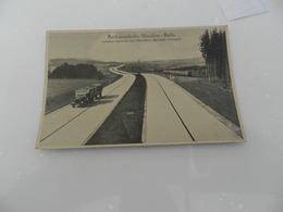 Cp  Reichsautobahn  Munchen - Berlin - Duitsland