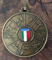 SPORT  MONFALCONE 1984  2 RADUNO DEGLI AZZURRI GIULIANI - Apparel, Souvenirs & Other